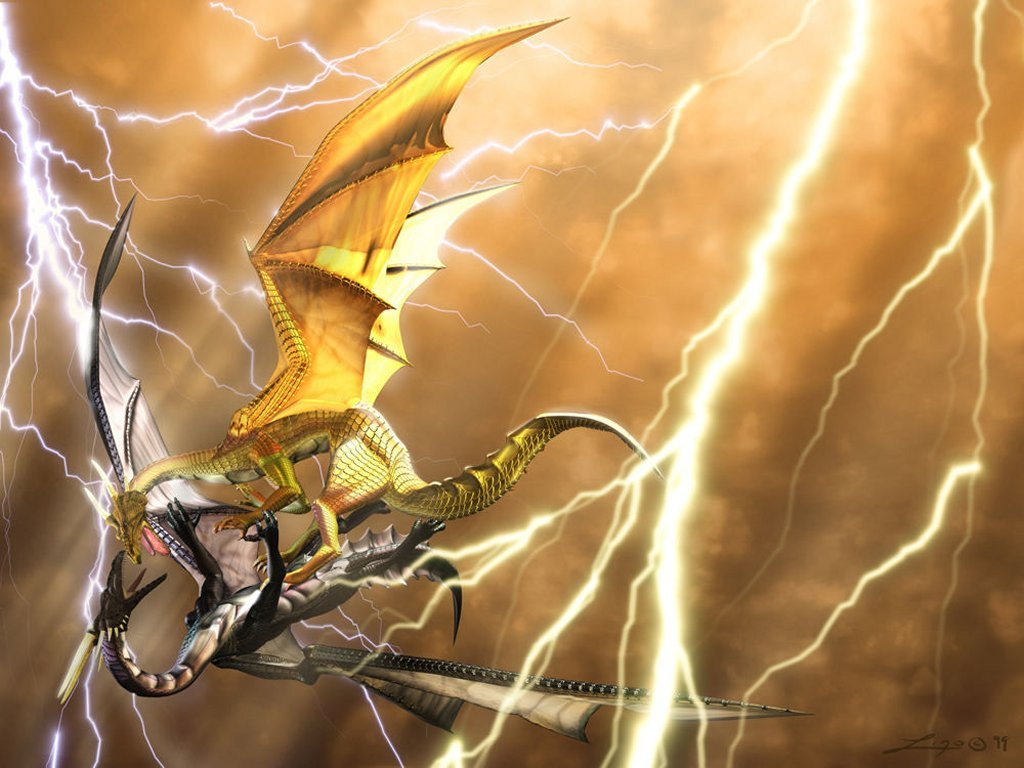 gold dragons wallpaper - photo #29