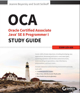 Best OCAJP 8 Books