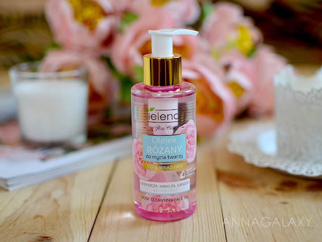 Отзыв на Розовое масло для умывания Bielenda Rose Care Cleansing Face Oil