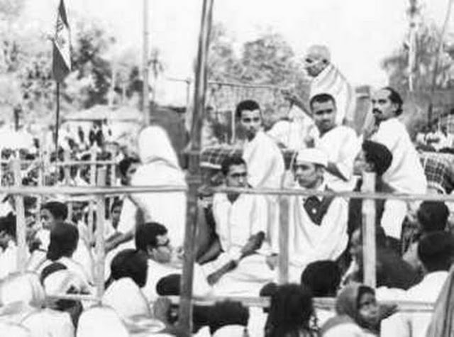 Those Fifteen Days - National Scenario During Independence -14