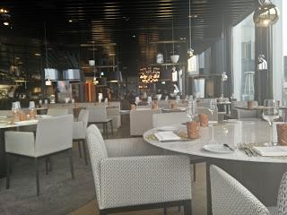 Lounas, Ravintola The Able Butcher, Hilton Tallinn Park