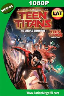 Los Jóvenes Titanes: El Contrato de Judas (2017) Latino HD WEB-DL 1080p - 2017