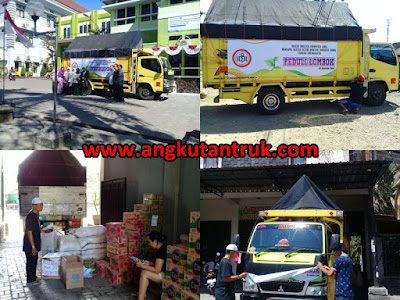Sewa Truk Jakarta Makassar Palu