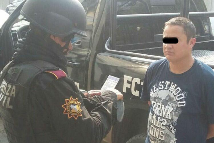 """Detienen en Nuevo León a """"El Güero"""" líder de Los Zetas Vieja Escuela."""