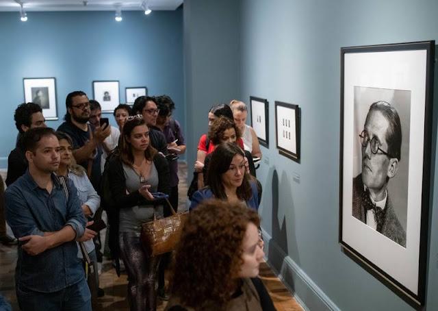 """""""Man Ray em Paris"""" apresentada pelo Centro Cultural Banco do Brasil Belo Horizonte."""