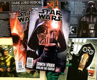 Star Wars Komiks.