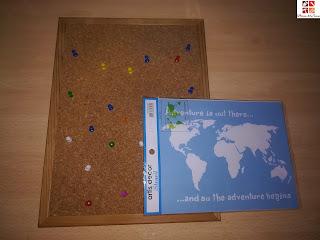 reciclar tablero de corcho