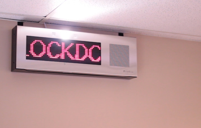 Choose the right message for your scrolling led sign