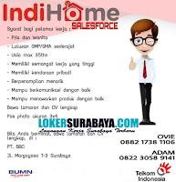 Loker Surabaya Terbaru di Telkom Indonesia Nopember 2019