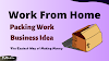 Ghar Baithe Packing Ka Kaam - Work From Home Business