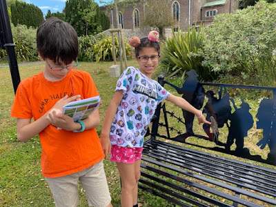Family review of the Treasure Trail in Littlehampton