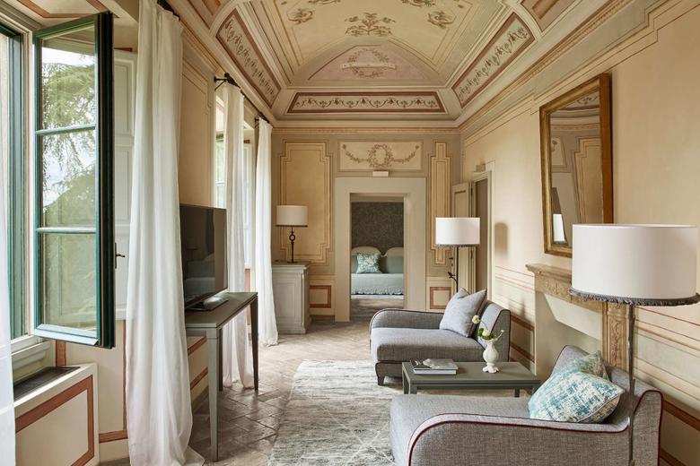 Como Castello del nero in Tuscany