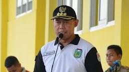Meriahkan HUT Tebo ke-20, Sukandar Resmi Buka Turnamen Bupati Cup 2019