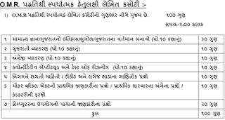 GSRTC Recruitment 2021 (OJAS BHARTI)