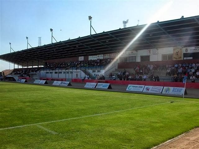 ESTADIO MUNICIPAL DE LA RODA