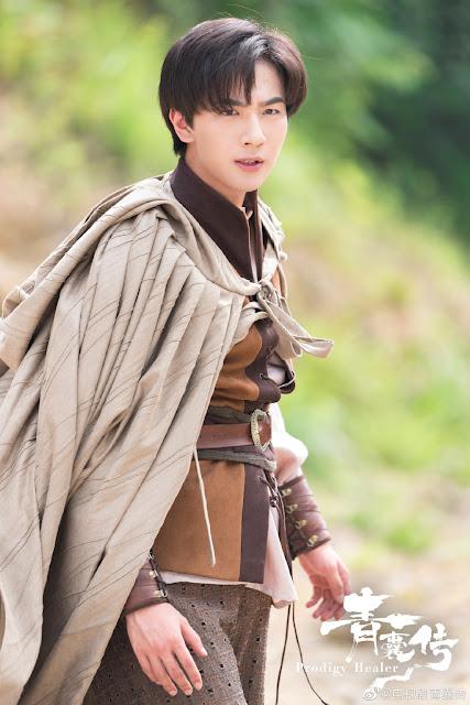 prodigy healer republican drama Li Hongyi