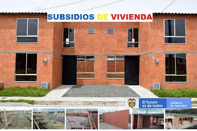 Subsidios para vivienda