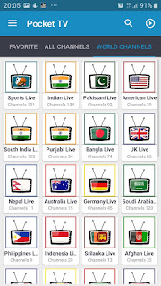 تحميل تطبيق Master PocketTVv8.0 premium.apk لمشاهدة القنوات المشفرة العربية و العالمية