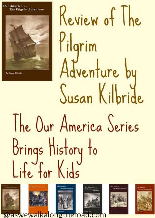 Review of The Pilgrim Adventure, an adventure story in early America