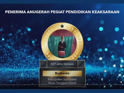 pemenang hari aksara internasional 2020