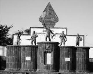 monumen serangan umum satu maret jogjakarta