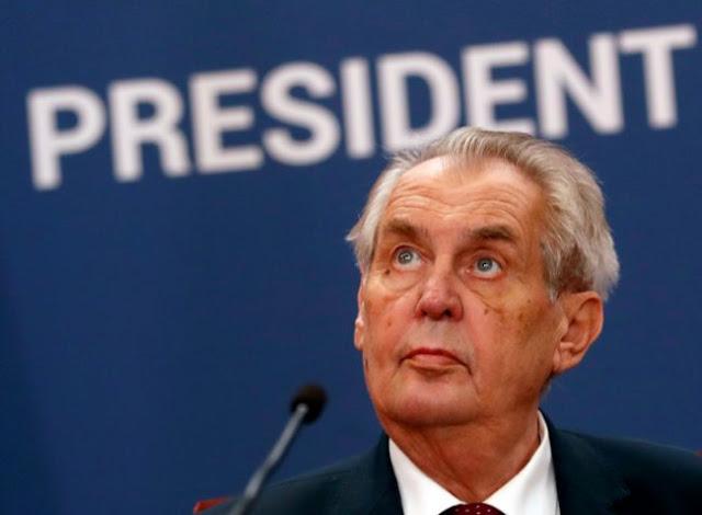 Τσέχος πρόεδρος: «Η Τουρκία διέπραξε εγκλήματα πολέμου»