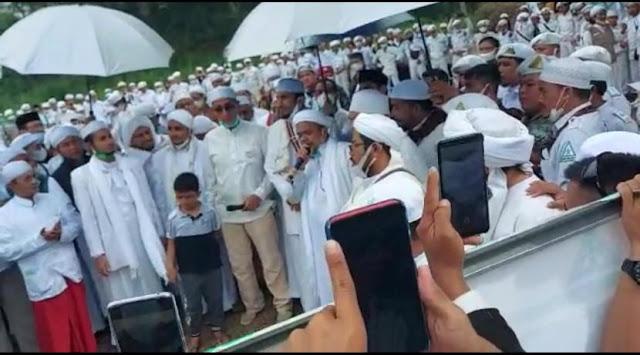 Habib Rizieq Shihab: Ulama Lebih Tinggi dan Mulia dari Oposisi