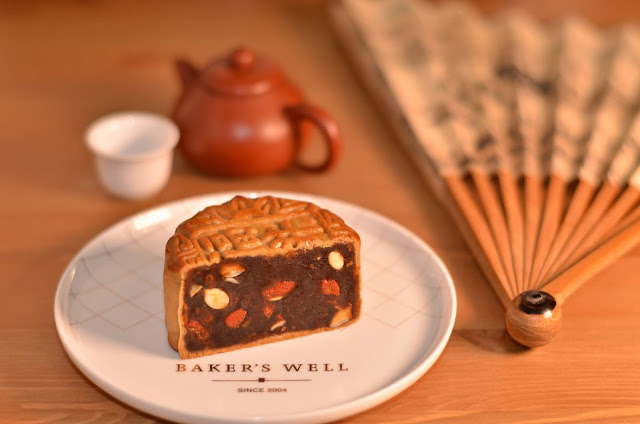 Baker's well mooncakes