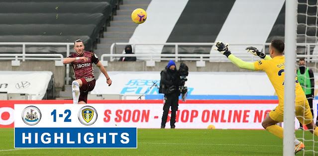 Newcastle United vs Leeds United – Highlights