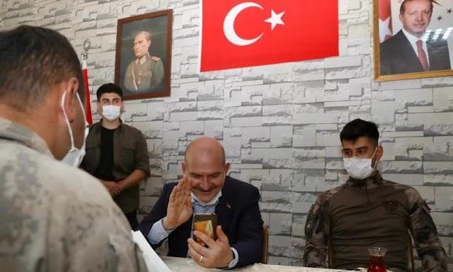 Τούρκος ΥΠΕΣ: «Η Τουρκία θα κυβερνήσει τον κόσμο… Ο Θεός είναι μαζί με τον Ερντογάν»! (BINTEO)