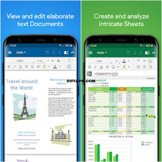 OfficeSuite + PDF Editor Apk v10.22.31589 [Premium]