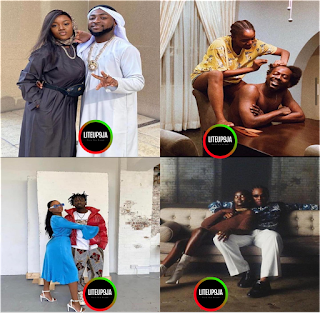 4 Nigerian Celebrities Couples That Have The Best Love Life In The Entertainment Industry