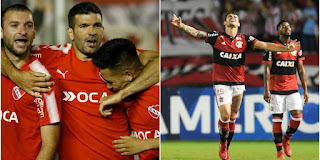 Independiente vs Flamengo en Final Ida Copa Sudamericana 2017