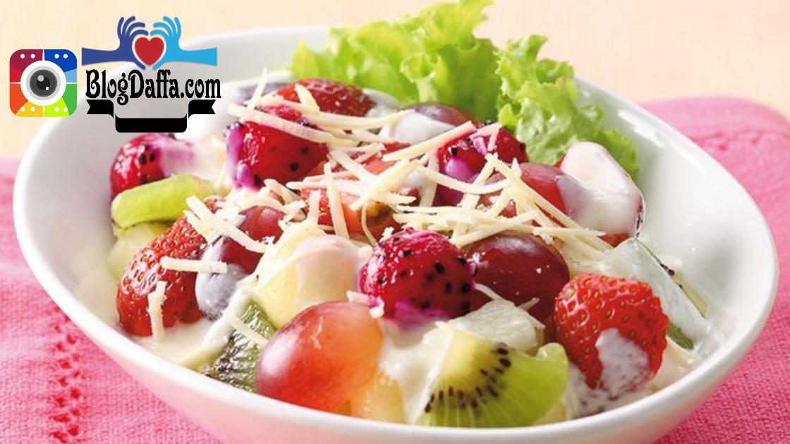 Takjil Buka Puasa Salad Buah
