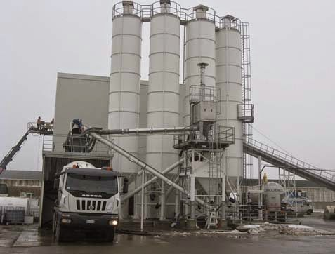 Batching Plant Beton Readymix