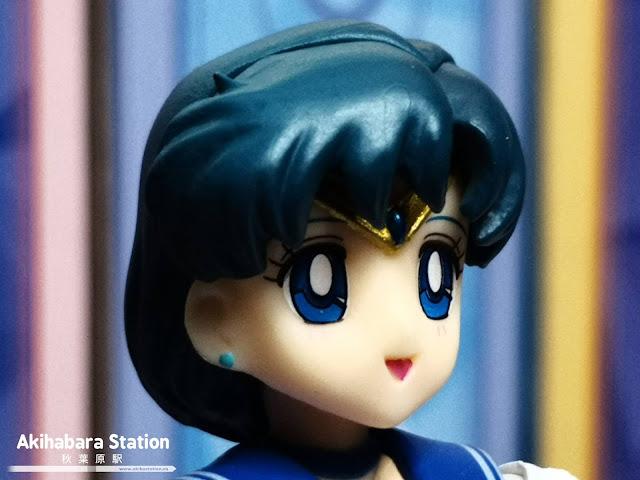 Review de las figuras S.H.Figuarts de Sailor Moon - Tamashii Nations