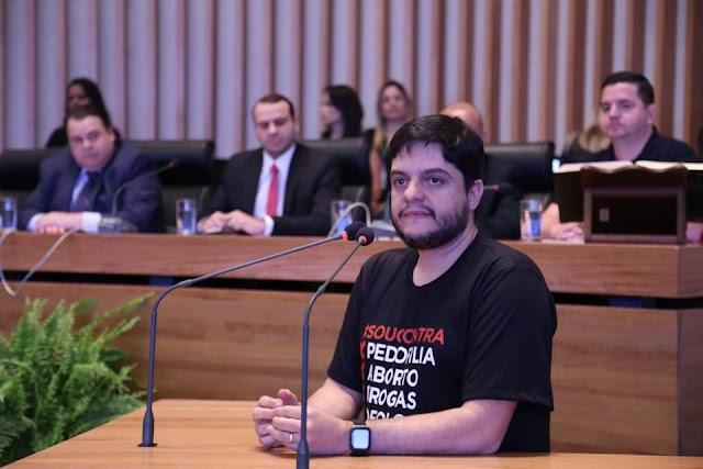 """RELIGIÃO: DESRESPEITO e INTOLERÂNCIA - Deputado Rodrigo Delmasso emite """"Nota de Repúdio"""" por matéria publicada pelo jornalista do Portal METRÓPOLES."""