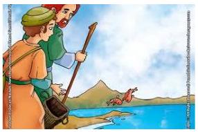 Perjalanan Nabi Musa AS. Beserta Muridnya Yang Penuh Misteri Dan Ajaib.