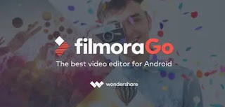 aplikasi editor video di android filmorago