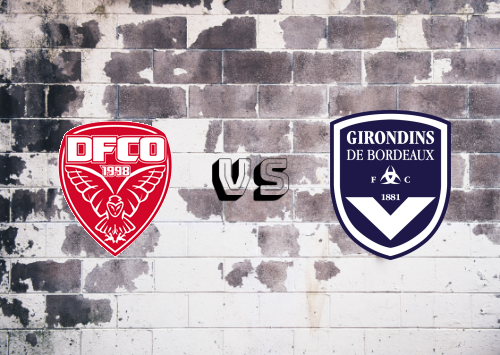 Dijon FCO vs Bordeaux  Resumeny goles