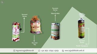 Harga Sajadah Souvenir Tahlilan | +62 852-2765-5050