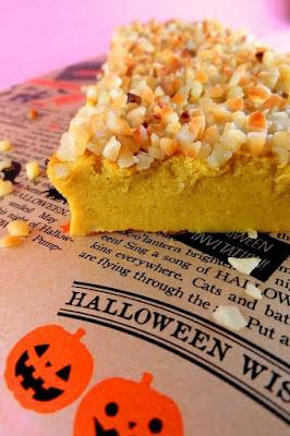かぼちゃのスフレ