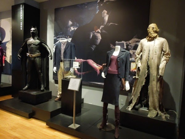 Batman Begins movie costumes