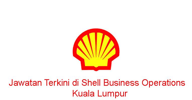 Kekosongan di Shell Business Operations Kuala Lumpur