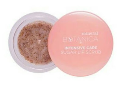 Mineral Botanica Sugar Lip Scrub Intensive Care