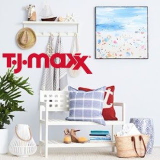Coastal Decor at TJMaxx