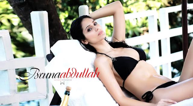Bruna Abdullah Bikini HD Wallpapers