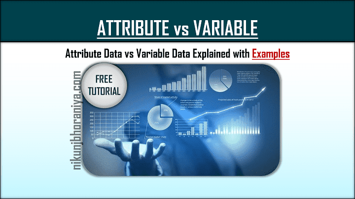 Attribute vs Variable data  Discrete vs Continuous data