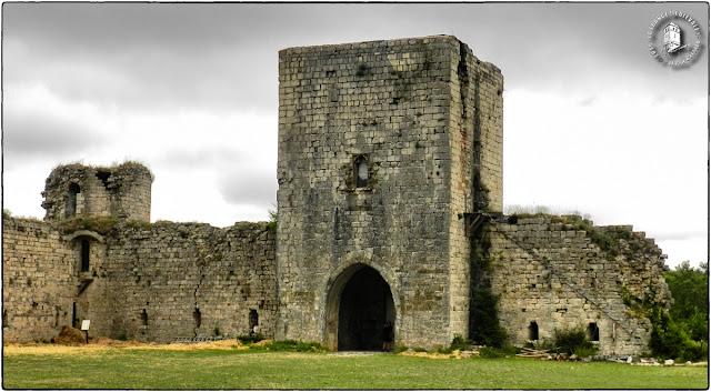 PUIVERT (11) - Château-fort