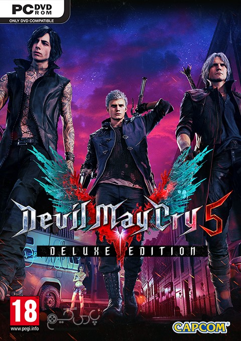 dmc devil may cry complete edition repack-corepack